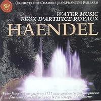 Water Music, Royal Fireworks: Paillard / Paillard.co