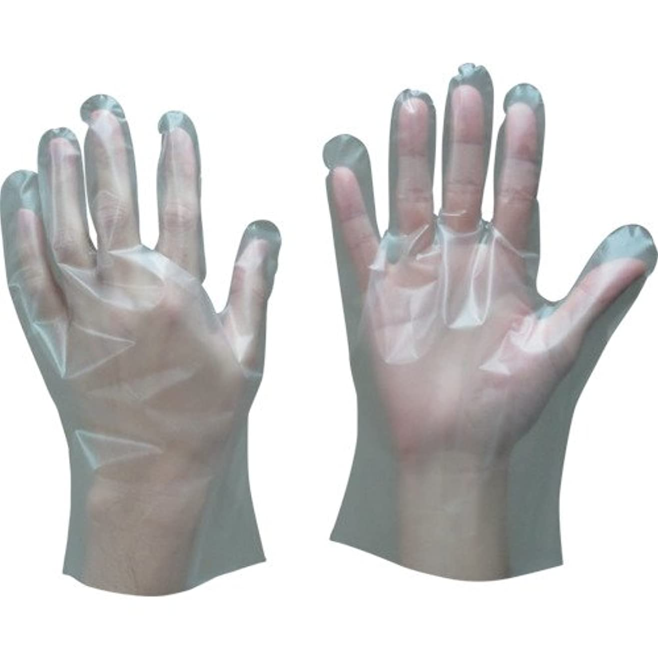 毎年弾性火山学者株 東和コーポレーション トワロン ポリエチレン手袋内エンボス 100枚入 M 409-M