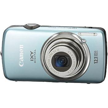 Canon デジタルカメラ IXY DIGITAL 930 IS ブルー IXYD930IS(BL)