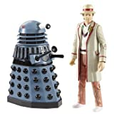 Doctor Who Twin Pack - Fifth Doctor and Dalek