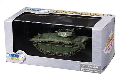 1:72 ドラゴンモデルズ アーマー コレクター シリーズ 60500 FMC Corporation LVT(A)-4 ディスプレイ モデル USMC 3rd アーマーed Amphibian Bt