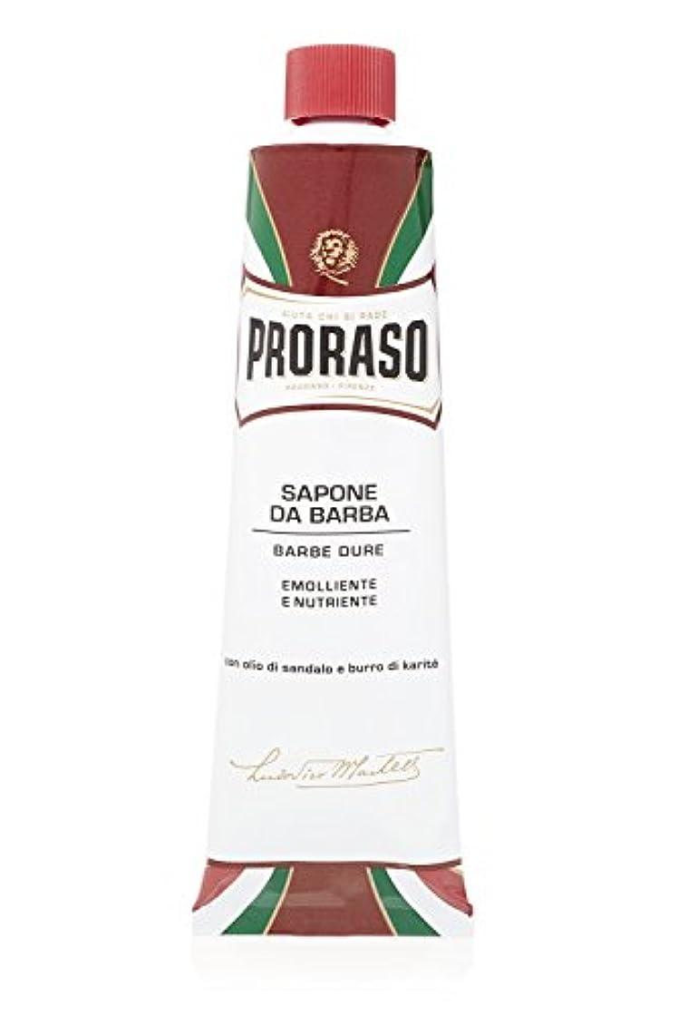 ドラゴン活力アソシエイトPRORASO(ポロラーソ) シェービングクリーム ノーリッシュ