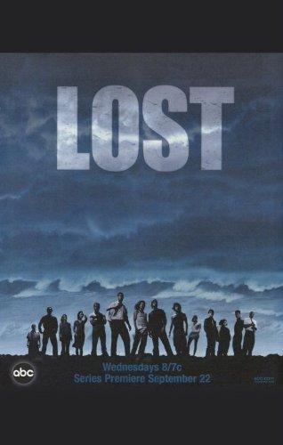 Lost E 11x 17テレビポスター Unframed...