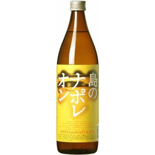 奄美黒糖焼酎 島のナポレオン 25度 瓶 900ml