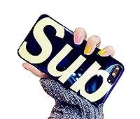 iPhone6ケース iPhone6Sケース SUP iPhone case アイフォン6ケース アイフォン6Sケース スマホケース 携帯カバー 輝き 光沢デザイン TPU ソフトケース 全面保護 耐衝撃 薄型 人気 オシャレ プレゼント 取り出し易い (iPhone6/6S, 青)