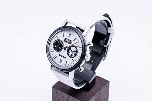 [アンダーン] 腕時計 スター・ウォーズ ストームトルーパー アマゾン限定 SW-AL004 ホワイト