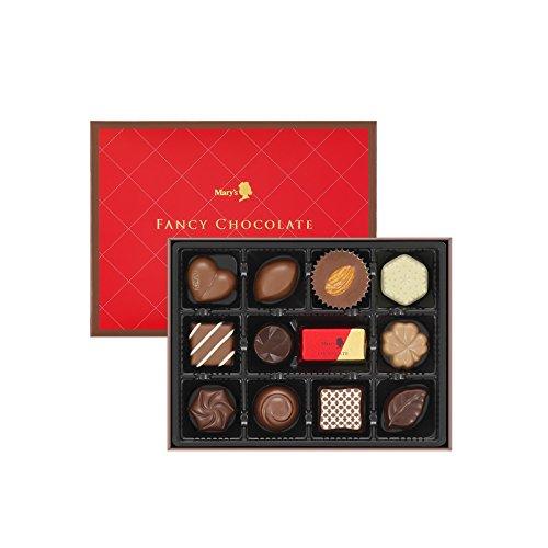 ファンシーチョコレート 12個入