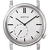 [wena project] wena wrist Three Hands Retro White head WNW-HT21/W