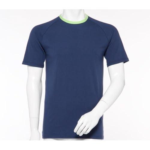 (フクスケ)fukuske JOCKEY ジョッキー カラーTシャツ 863-0160 700 ネイビー M