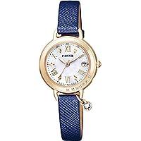 [シチズン]CITIZEN 腕時計 wicca ウィッカ ソーラーテック電波時計