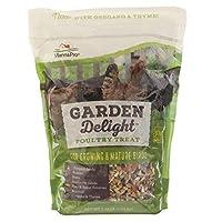 Manna Pro Garden Delight Poultry Treat, 2.25 Lb by Manna Pro