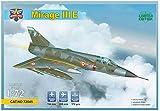 モデルズビット 1/72 フランス空軍 ダッソー・ミラージュ3E 戦闘攻撃機 プラモデル MVT7245