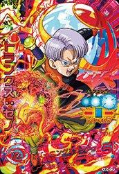 ドラゴンボールヒーローズ/HGD10-HJ6-63 CP トランクス:ゼノ 【再録】【赤箔押し】