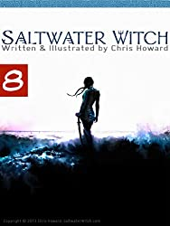 Saltwater Witch (Comic # 8) (Saltwater Witch Comic) (English Edition)