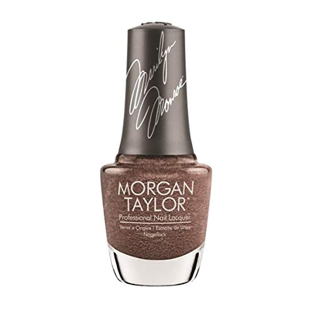 ギャラントリー通貨葡萄Morgan Taylor Nail Lacquer - Forever Marilyn Fall 2019 Collection - That's So Monroe - 15ml / 0.5oz