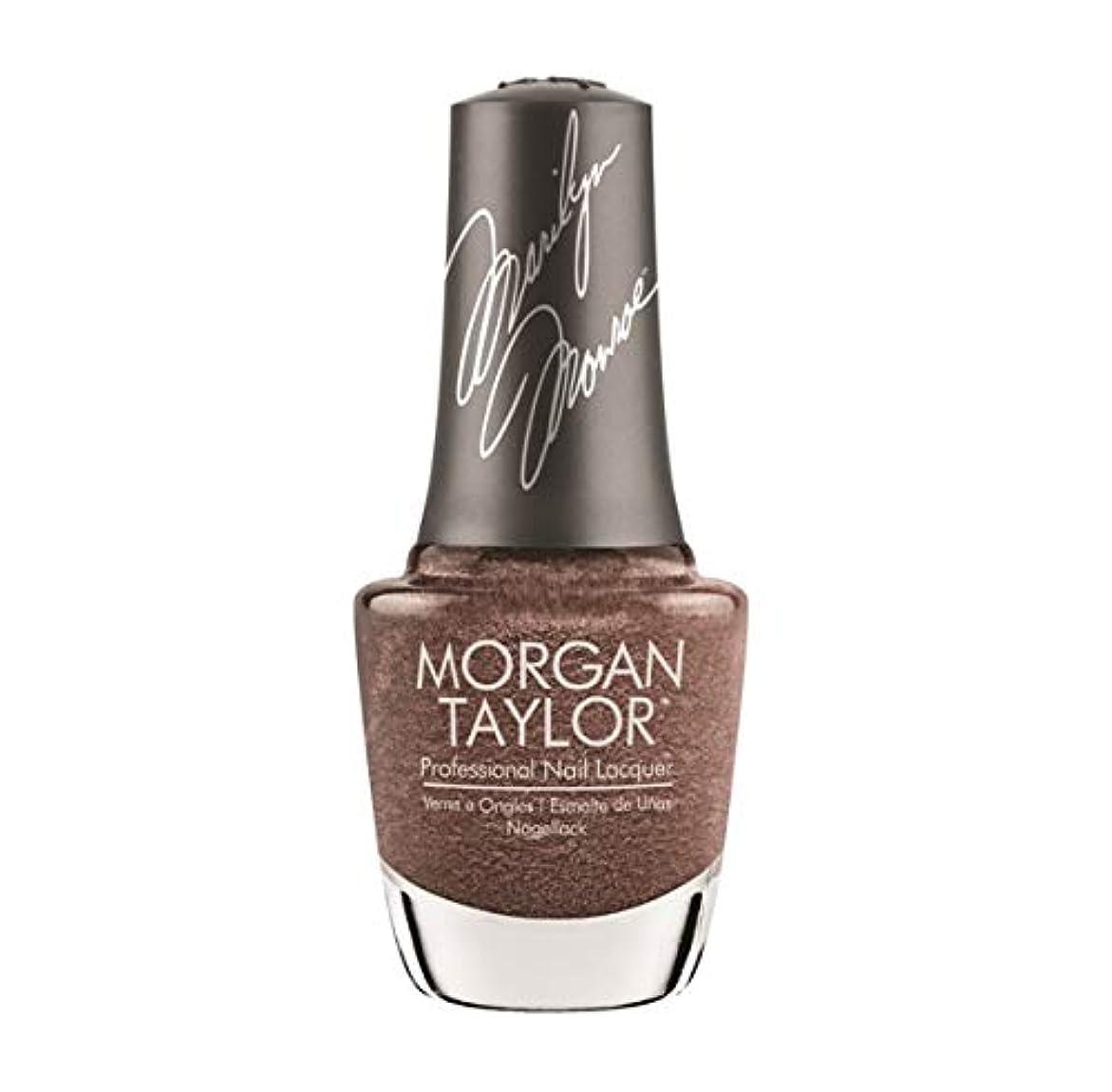 希望に満ちた慣れている宿題Morgan Taylor Nail Lacquer - Forever Marilyn Fall 2019 Collection - That's So Monroe - 15ml / 0.5oz