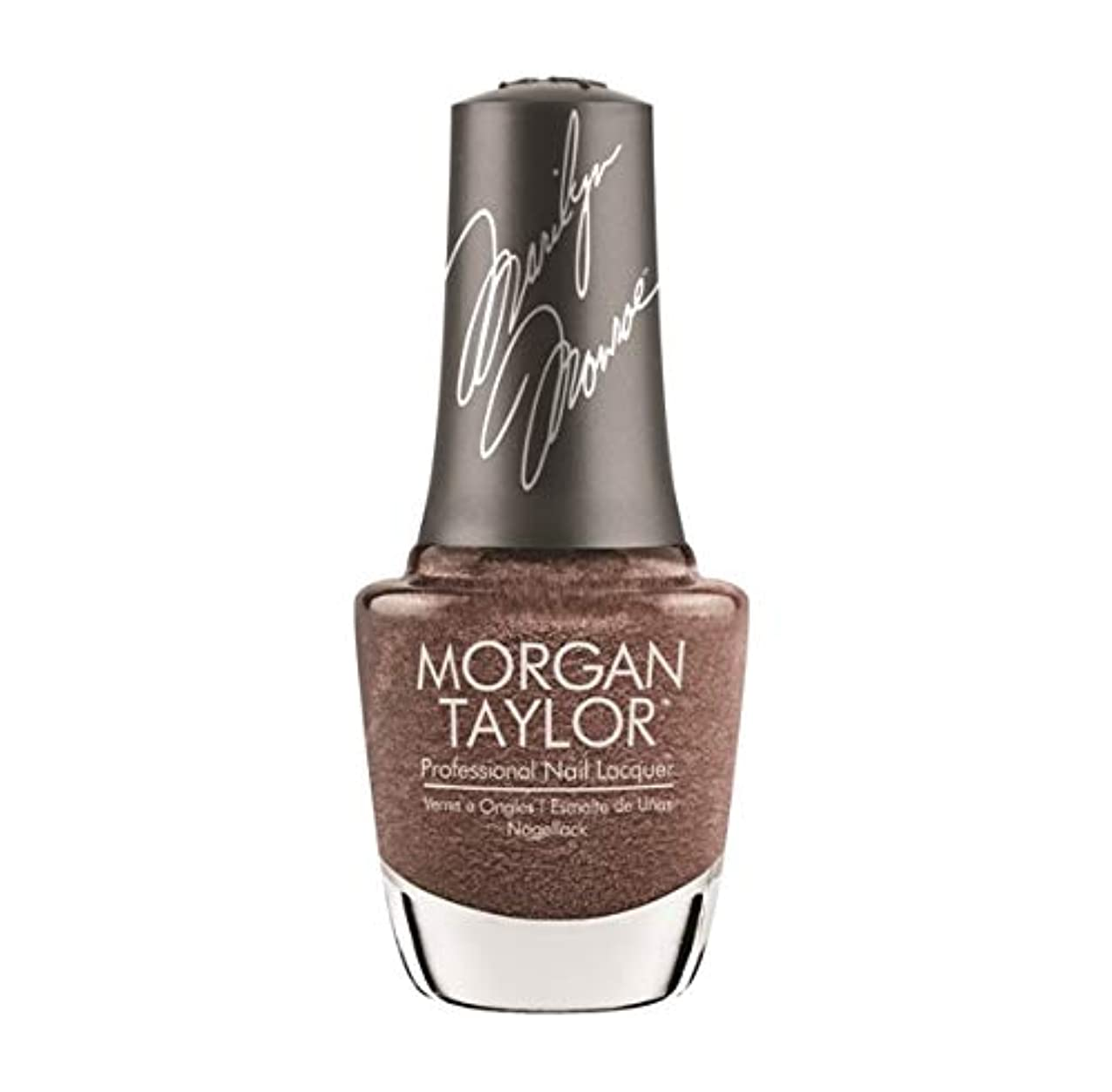 怖がらせる弱まるタワーMorgan Taylor Nail Lacquer - Forever Marilyn Fall 2019 Collection - That's So Monroe - 15ml / 0.5oz