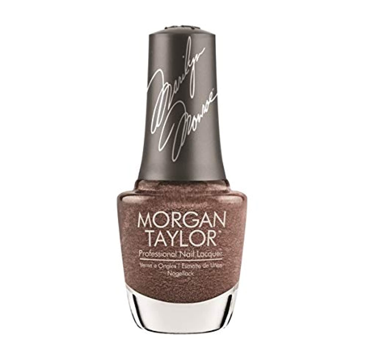 敬な気怠い平方Morgan Taylor Nail Lacquer - Forever Marilyn Fall 2019 Collection - That's So Monroe - 15ml / 0.5oz