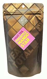 Tea total (ティートータル) / マンゴースター 100g入り袋タイプ  ニュージーランド産 (フルーツティー / フレーバーティー / ノンカフェイン / ドライフルーツ) 【並行輸入品】