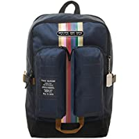 Bioworld - Doctor Who Tardis Double Pocket Backpack with Laptop Pocket