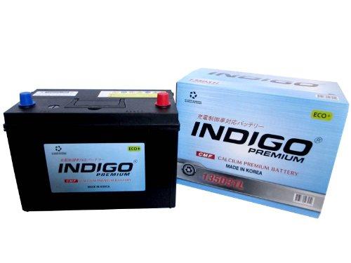 INDIGOプレミアムバッテリー デュトロ【型式PB-XZU346M 2004年5月~ N05D-Dエンジン 木製フルジャストロー・木製高広幅広 寒冷地車】 INDIGO(インディゴ)