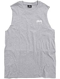 [ステューシー] STUSSY Tシャツ ノースリーブ レディース WOMEN Stock Raw Muscle [並行輸入品]