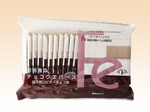 チョコウエハース(吸収の良いヘム鉄配合)