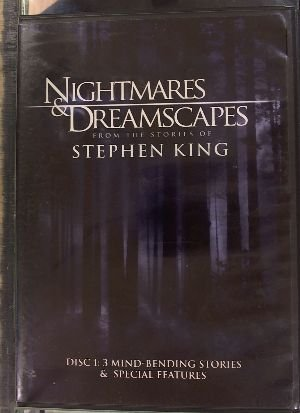 Stephen King's Nightmares & Dreamscapes (3 Stories-Battleground, Crouch End, and Umley's Last Case)