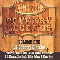 Vintage Country Legends Vol 1