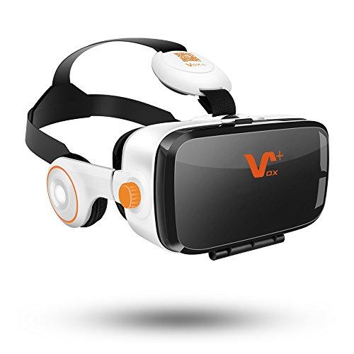 VOX PLUS BE 3DVR ゴーグル イヤホン実装・音量...