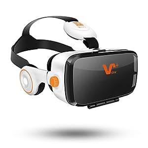 VOX PLUS BE 3DVR ゴーグル イヤホン実装