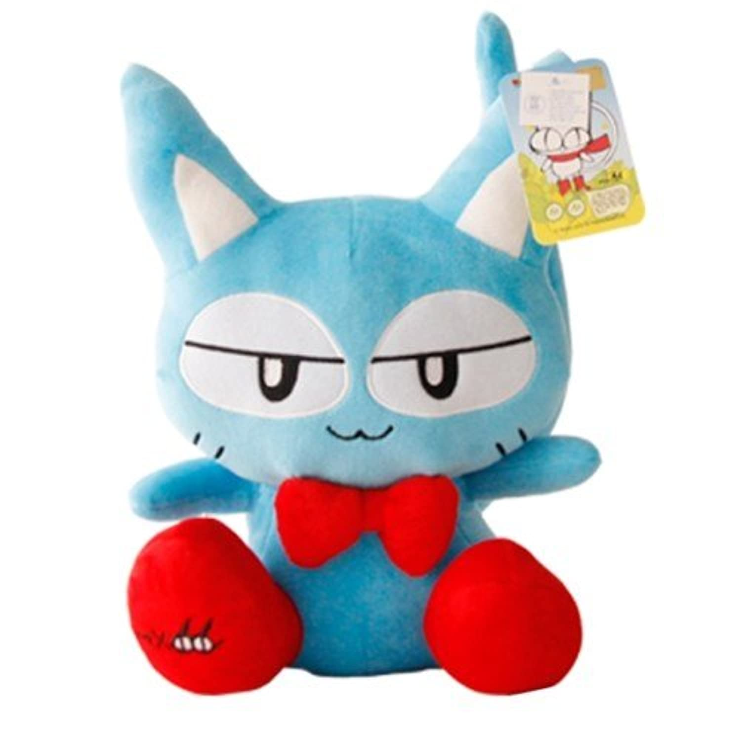 COTTONFOOD Myoo Blue Doll 30cm