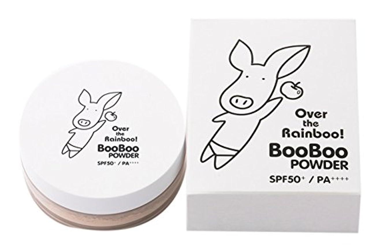 動く守銭奴ドナーOver the Rainboo! BooBoo POWDER