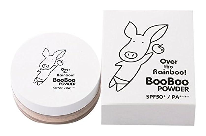 番号料理司令官Over the Rainboo! BooBoo POWDER