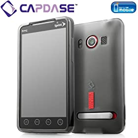 CAPDASE au HTC EVO WiMAX ISW11HT Soft Jacket
