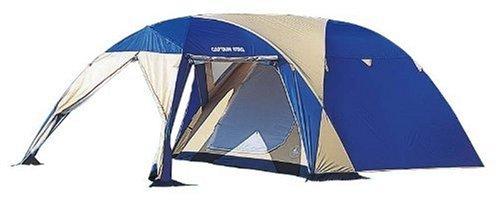 キャプテンスタッグ(CAPTAIN STAG) キャンプ用品 テント オルディナ スクリーンツールームドーム [5-6人用]M-3117