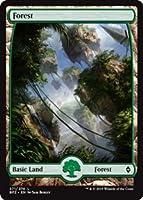 英語版 戦乱のゼンディカー Battle for Zendikar BFZ 森 Forest (#271) (Full-Art) マジック・ザ・ギャザリング mtg