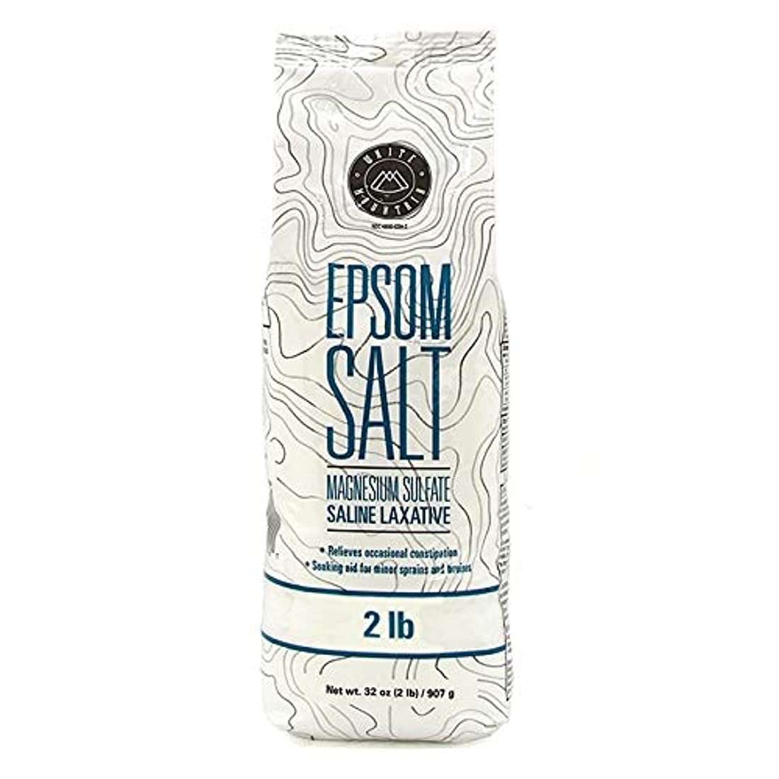 こどもの日永久に銛Epsom Salt エプソムソルト / 100% Natural Mineral / エプソム塩 / マグネシウム入浴剤 / 無色?無臭