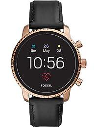 [フォッシル]FOSSIL スマートウォッチ Q EXPLORIST タッチスクリーン ジェネレーション4 FTW4017 腕時計 メンズ 【正規輸入品】