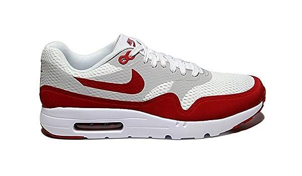 Air Max 1 Ultra Essential Varsity Red Nike 819476 106