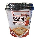 ヘテ ヨポキ ヨッポギ 即席カップ トッポキ チーズ味 120g