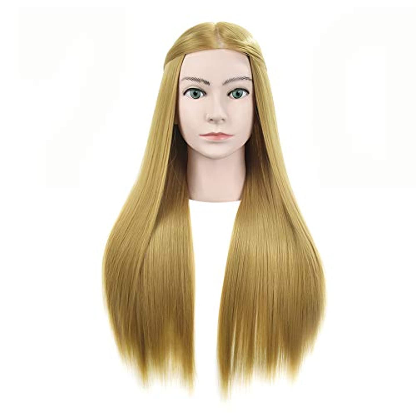 肝社交的作曲するメイクディスクヘアスタイリング編み教育ダミーヘッドサロンエクササイズヘッド金型理髪ヘアカットトレーニングかつら