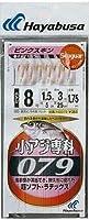 ハヤブサ(Hayabusa) シーガー 小アジ専科 スキン HS079-7-1