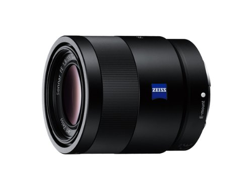 SONY 単焦点レンズ Sonnar T* FE 55mm F1.8 ZA フルサイズ対応の詳細を見る