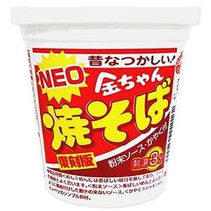徳島製粉 NEO金ちゃん焼そば 復刻版 84g 1箱(12個入り)