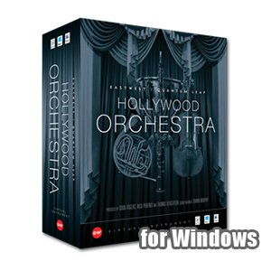 East West イーストウエスト Hollywood Orchestra Diamond Edition Win