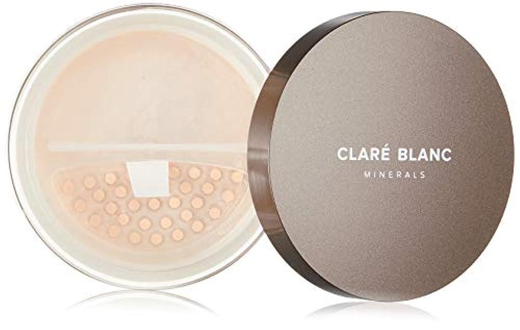 空洞消去意欲CLARE BLANC(クラレブラン) ミネラルファンデーション WARM 520