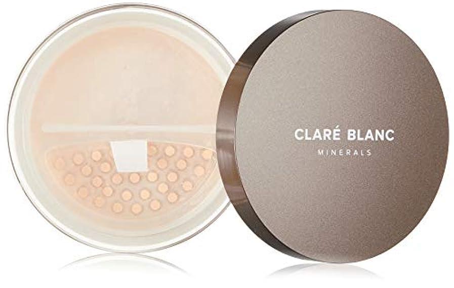 保守可能エチケット反響するCLARE BLANC(クラレブラン) ミネラルファンデーション WARM 520