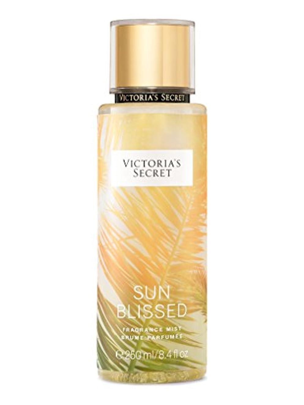 伝える診断する故意に【並行輸入品】Victoria's Secret Sun Blissed Fragrance Mist ヴィクトリアズシークレットサンブリスドミスト250 ml