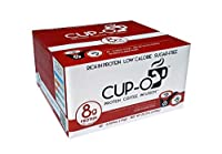 "CUP-O Protein Coffee Infusion (42 Count) - Collagen Protein Coffee Pods /""K-cup"" - Premium Collagen Protein & 100% Arabica Coffee Beans"